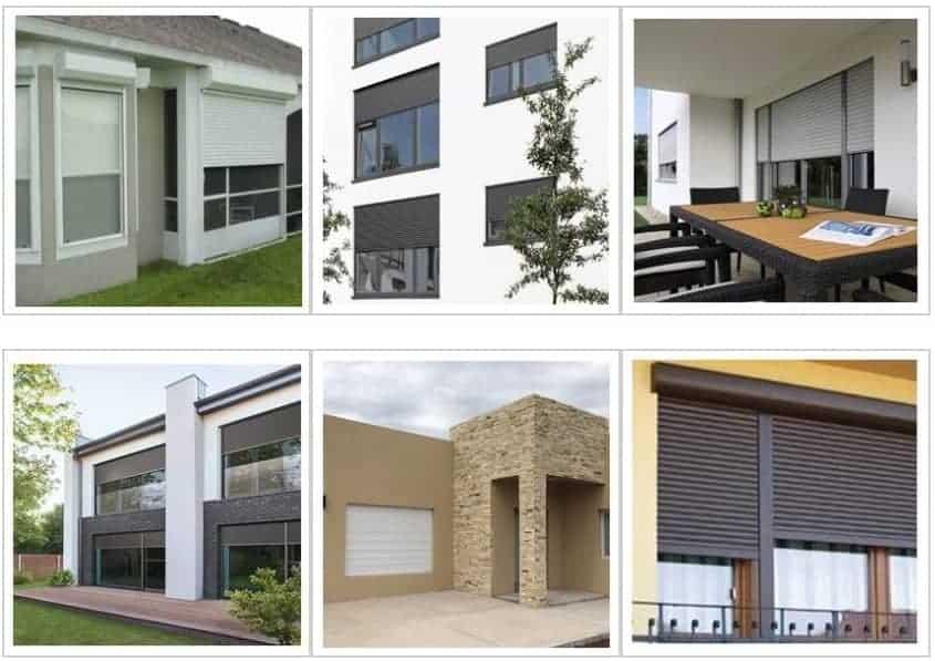 cortinas de seguridad para casas